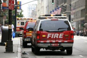 Passaic NJ Fire Department Assault